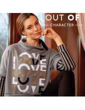 OUT OF CHARACTER HOMEWEAR1920 CATALOGUE Осень Зима 2019